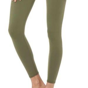 ALO Yoga High Waist Airbrush Legging /Jungle Green